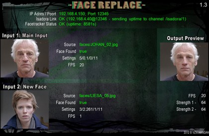 Face Replace - Frederik Jassogne
