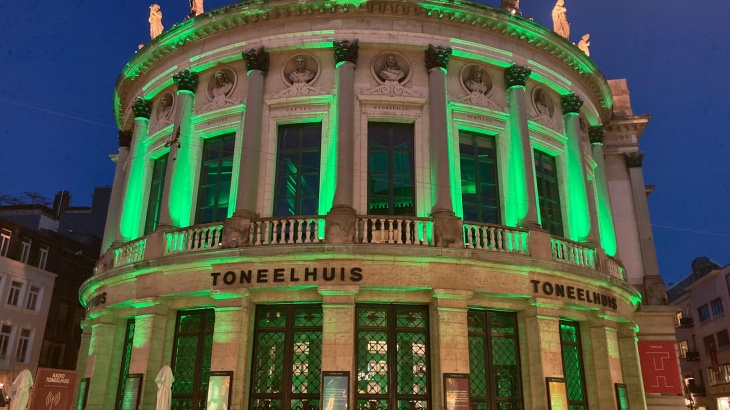 <p>Give culture the green light!</p>