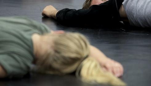 Dansrepetities Grensgeval gestart