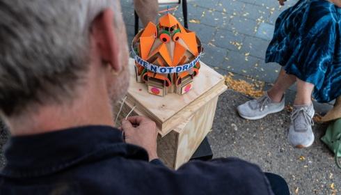 Berichten uit Den Bosch. Dag 4