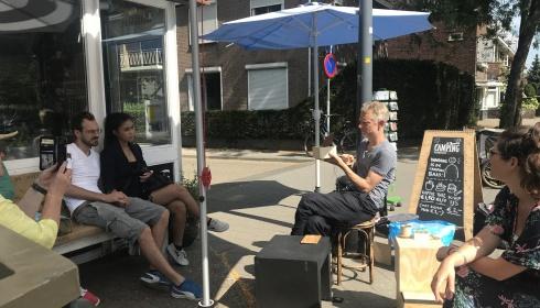 Berichten uit Den Bosch. Dag 7