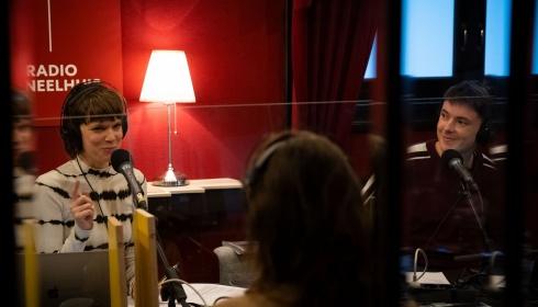 Radio Toneelhuis: ontstaansverhalen