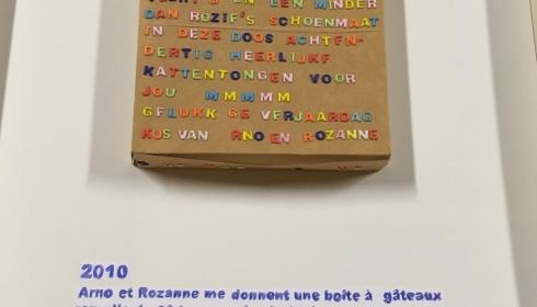 Benjamin Verdonck is showing his art at L'échangeur (FR)