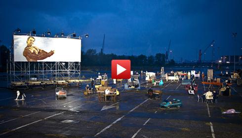 Laatste voorstelling van Terminator trilogie in Brussel