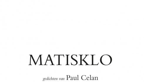 tekstuitgave Matisklo
