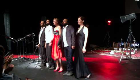 Irakese geesten getipt op Festival TransAmériques (Montréal)