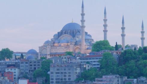 De welwillenden in Istanbul