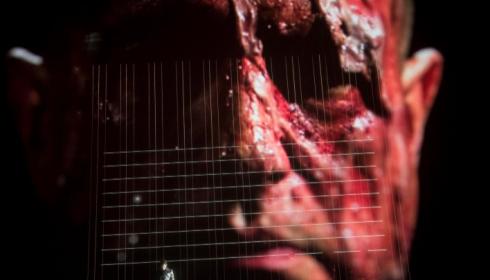 Guy Cassiers présente Trompe-la- mort à l'Opéra national de Paris et Le sec et  l'humide au Centre Pompidou.